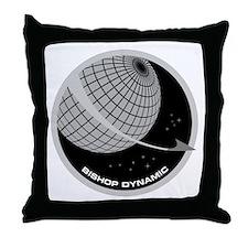 Bishop Dynamic Throw Pillow