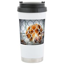 Cute Friends valley animal shelters Travel Mug