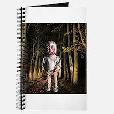 Odo the alien Journal