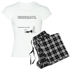 Checkmate I Win Pajamas