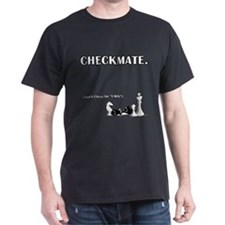 Checkmate I Win T-Shirt