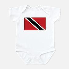 TNT Flag Infant Bodysuit