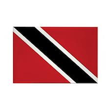 TNT Flag Rectangle Magnet
