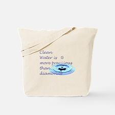 Unique Health promotion Tote Bag