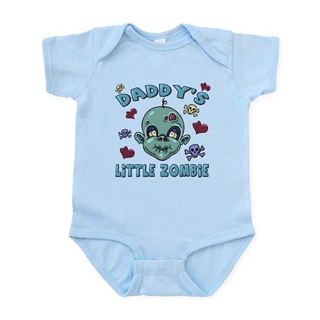 Daddy's Zombaby Boy Infant Bodysuit