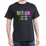 Autism is not a period Dark T-Shirt