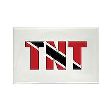 TNT Rectangle Magnet
