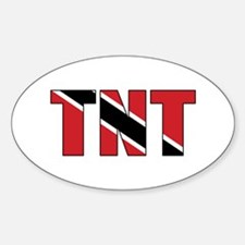 TNT Sticker (Oval)