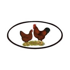 New Hampshire Chickens Patches