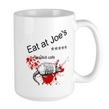 Joe's Roadkill Cafe Mug