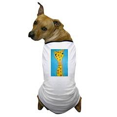 Jiffy the Giraffe Dog T-Shirt