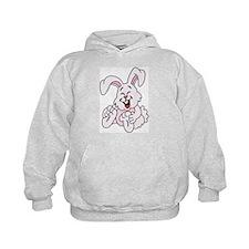 Pink Bunny Hoodie