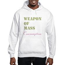 Weapon of Mass Consumption Hoodie Sweatshirt