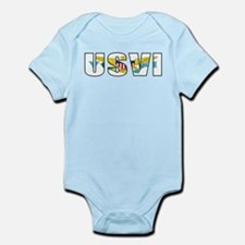 USVI Infant Bodysuit
