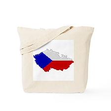 """Pixel Czech Republic"" Tote Bag"