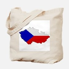 """Pixel Czech Republic"" Tote Bag"