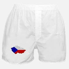 """Pixel Czech Republic"" Boxer Shorts"