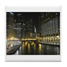 Chicago Treasures Tile Coaster