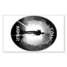 Coal Miner Decal