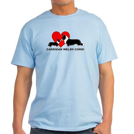 Cardigan Love Light T-Shirt