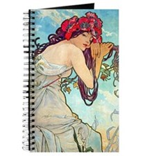 Mucha - Summer Journal