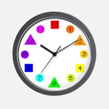 Cute G 1 Wall Clock