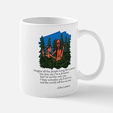 World Peace Coffee Mug / Cup 11oz