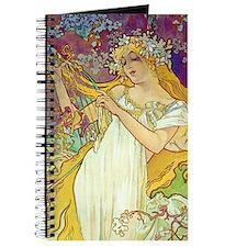 Mucha - Spring Journal