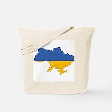 """Pixel Ukraine"" Tote Bag"