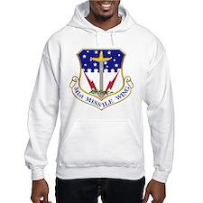 341st Missile Wing Hoodie