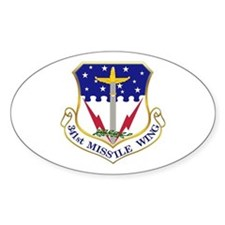 341st Missile Wing Decal