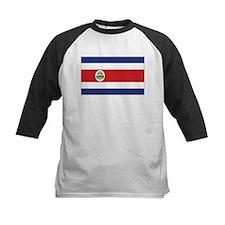 Costa Rica Flag Tee
