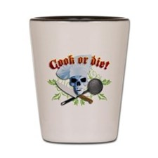 cook Shot Glass