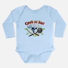 cook Long Sleeve Infant Bodysuit