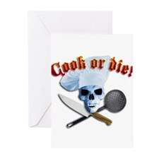 cook Greeting Cards (Pk of 10)