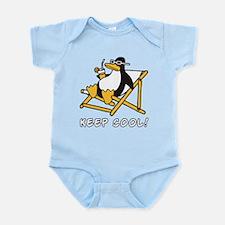 Cute Penguins are cool Infant Bodysuit