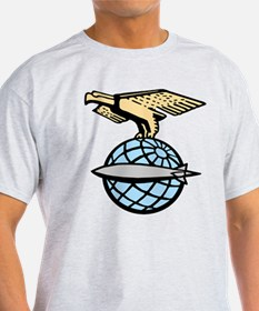 Cute Airplanes logos T-Shirt