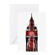 Big Ben London Greeting Card