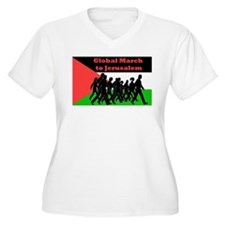 Global March to Jerusalem T-Shirt