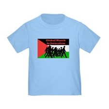 Global March to Jerusalem T