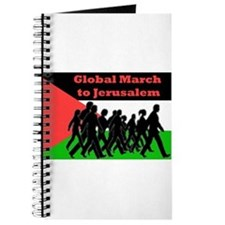 Global March to Jerusalem Journal