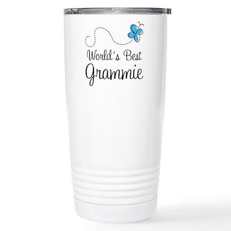 Grammie (World's Best) Stainless Steel Travel Mug