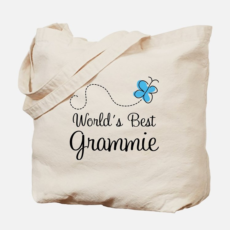 Grammie (World's Best) Tote Bag