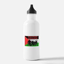 Global March to Jerusalem Water Bottle