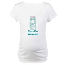 Can-Do Woman Shirt