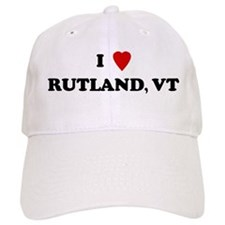 I Love Rutland Hat