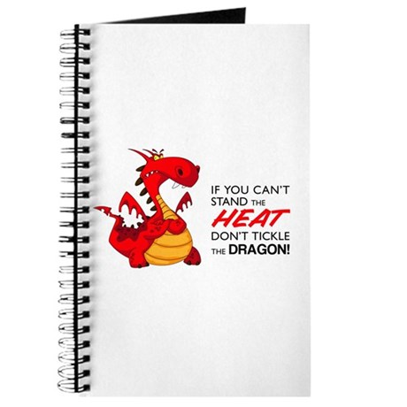 Tickle Dragon Journal