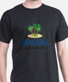 Jamaican Therapy - T-Shirt