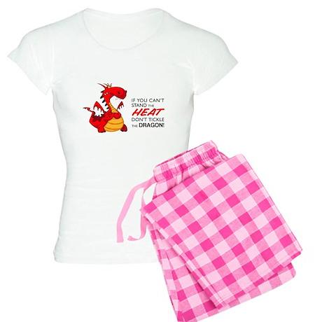 Tickle Dragon Women's Light Pajamas