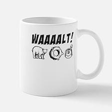 walt & michael Small Small Mug